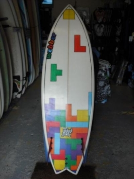 Fish surfboard for sale webber gold coast australia for Fish surfboard for sale